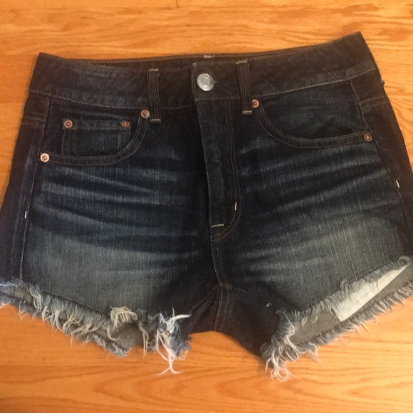 American Eagle Outfitters Pants - American Eagle Highwaisted shorts